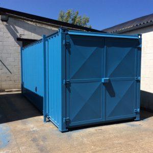 Anti-Vandal Container/Store