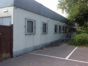 8 Bay Modular Building