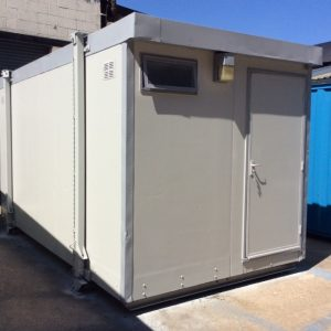 Insulated Plastisole Office